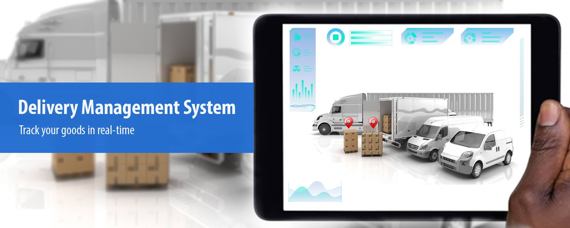 Delivery Management Solution